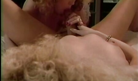Lovelace having sex with a girl with a asian spanking tattoo on ass wide on the bed