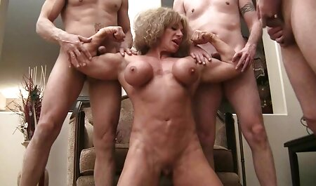 A grown woman grab a bolt from his asian sex cam friend's son Juan El Caballo Loco in the mouth and fucked in her slot