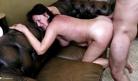 Brunette in black asian sexdiary stockings oiled ass and ride dildo
