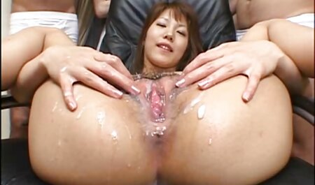 Blondes treat a runny nose asian anal with her vagina