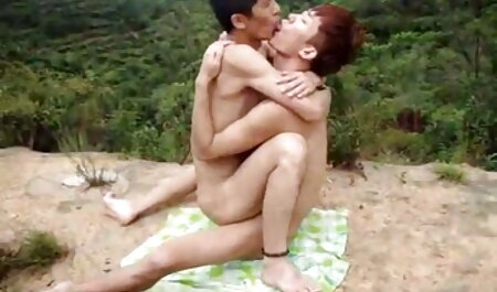 Handjob asian sexdiary beautiful homemade carried out by one booty blonde