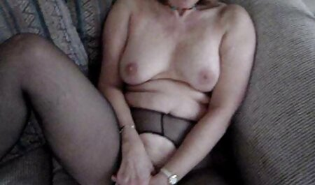 Two slave for the asian big tits fun of anal sex