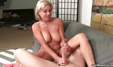 A asian bondage lover fucked milf in L. while she's talking on the phone with her husband