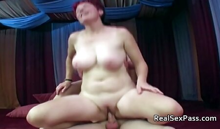 Men having sex asian big tits porn with sexy woman with black stockings in the position of cowgirl.