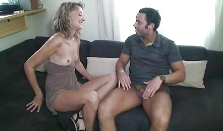 A woman in a black dress came asian squirting from a company party and happy her husband with a blowjob lazy