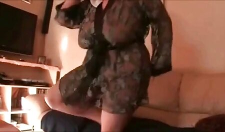 Young woman with nail asian milf porn pink masturbation on the kitchen floor